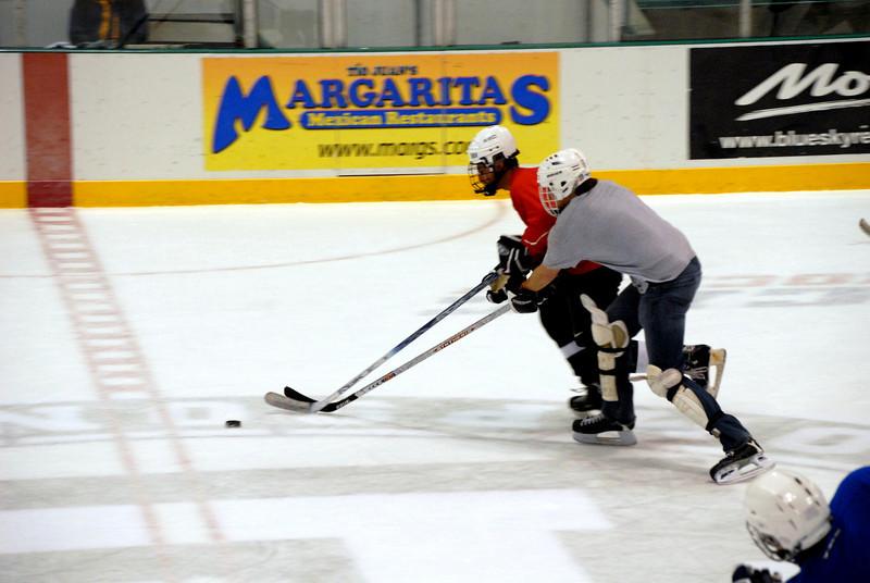 IM Hockey (01/22/08):  MacEachrans Game 1