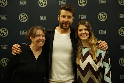 Brett Eldredge M&G | Bossier City, LA | 3.6.18