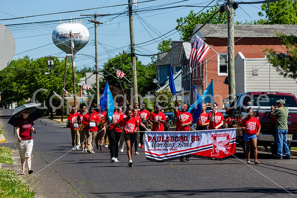 Memorial Day in Paulsboro - 2019