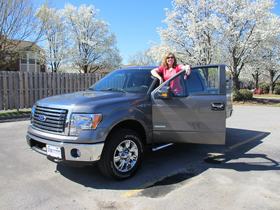 Q's Ford F150