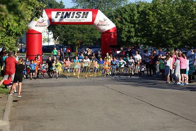 Kids Run Start - 2013 Portofino Run for Art