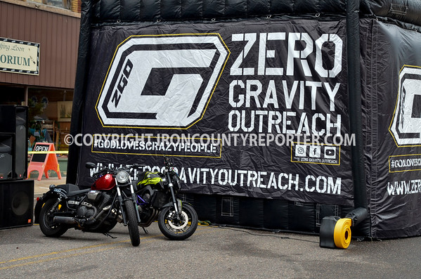 Zero Gravity Outreach