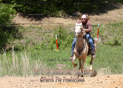 2016 East of The Mississippi Chuckwagon Races,  Saturday Mule Race, Rattle Snake Race, Rack and Roll, Pasture Roping