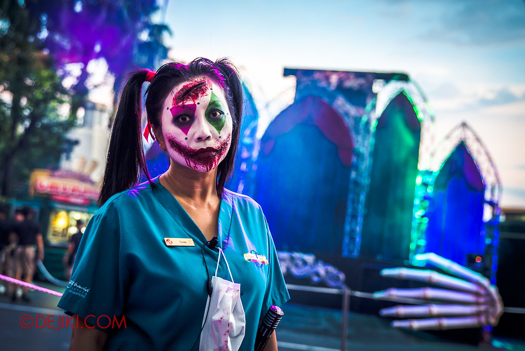 Halloween Horror Nights 6 - RIP Tour review / Tour Guide image