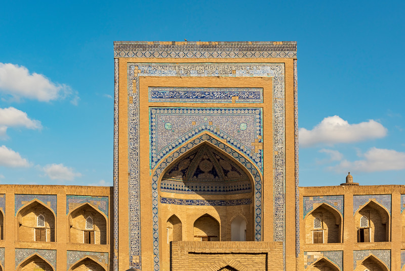 Allakuli Khan Madrasah, Khiva