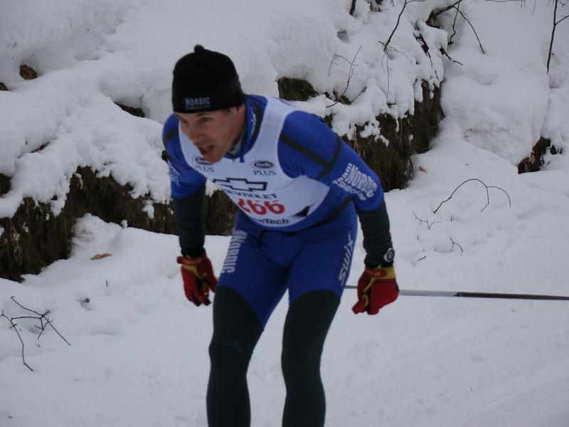 Go Team NordicSkiRacer! Go Doug Cornell!