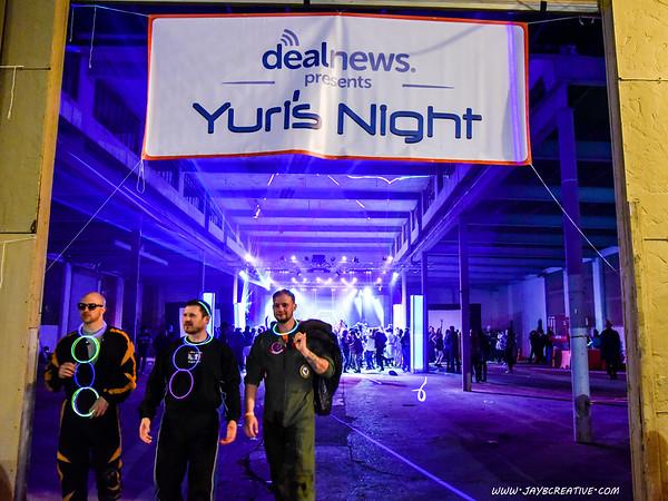 Yuri's Night 2016