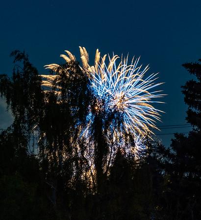 July 3 - Fireworks