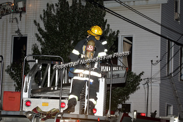 East Providence- 2nd Alarm, Tenth Street- 9/15/16