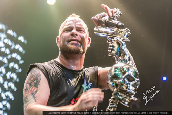 Five Finger Death Punch At The House Of Blues Boston