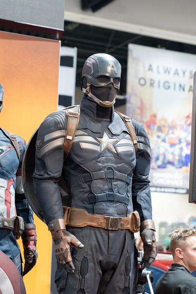 2018 San Diego Comic Con - Exhibit Floor