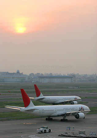 Tokyo Haneda 2005-2007