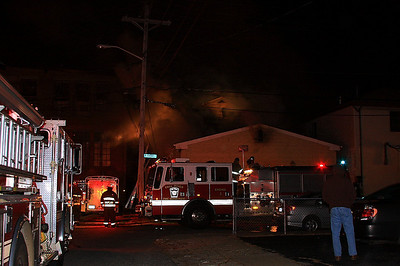 Fall River, MA 2nd Alarm 12/16/2010