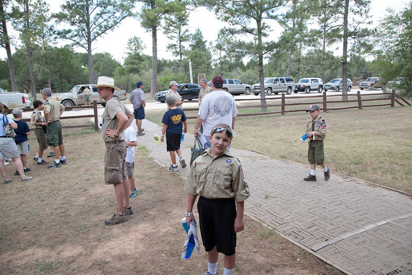 Webelos Extreme at Lost Pines