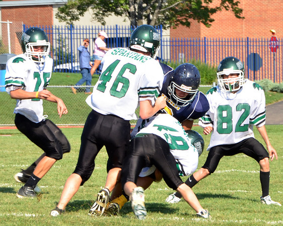 2012 Junior High Fall Sports