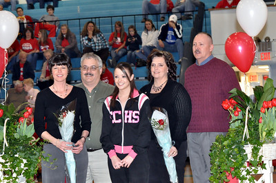 Seniors and Sweet Hearts 2-19-10