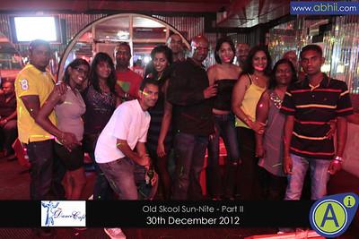 Dance Cafe - 30th December 2012