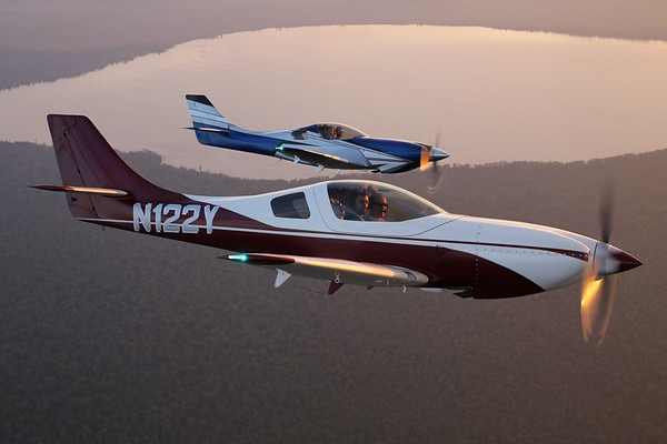 1996 Lancair 360, Norfolk, 10Aug20