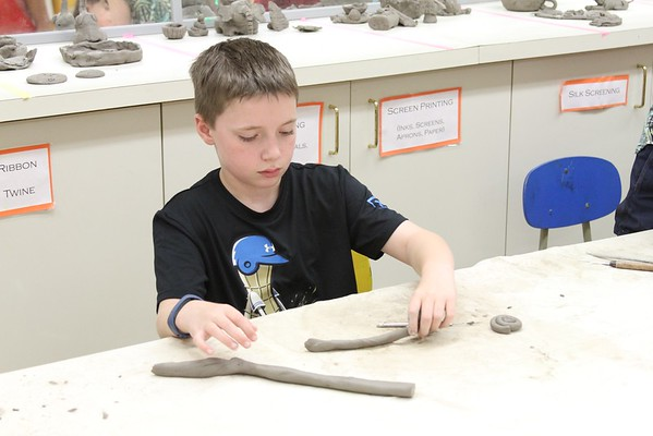 Clay and Pottery Weeks 3-4