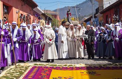 Antigua, Semana Santa, Guatemala