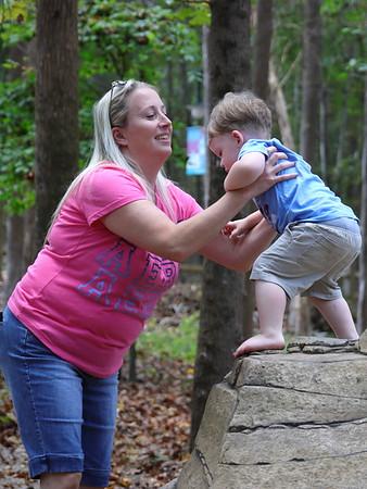 2020 Fall Family Reedy Creek Park