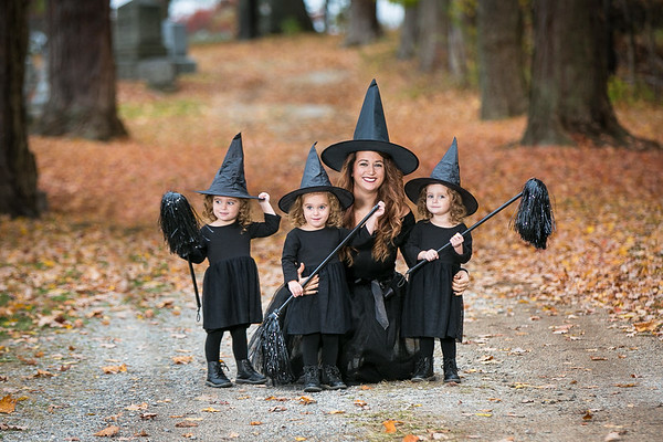 Mallory's little  Witches 2020