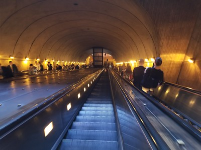 Washington DC vacation (Union Station)