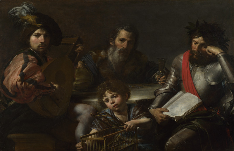 The Four Ages of Man