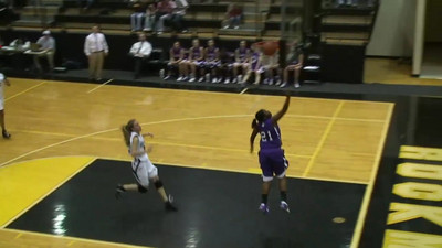 Darlington Girls vs Rockmart.  Only Second Half. 1-15-2008 video