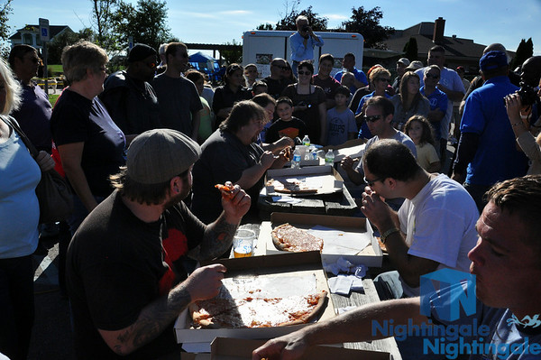 LI Family Festival '10 Pizza Eating Contest Sat
