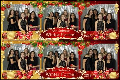 Ann Sobrato Winter Formal 2018
