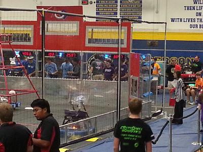 2013 Texas Robot Roundup