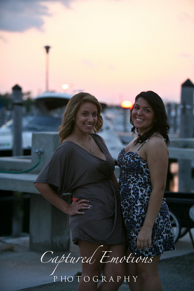 Cindy and Aracely