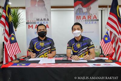 SEMBANG SANTAI HARI MALAYSIA 2021
