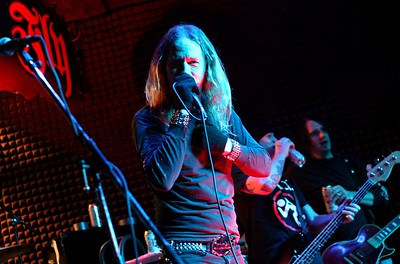 Broken Teeth, The Last Vegas @ Red Eyed Fly in Austin on 1/04/10