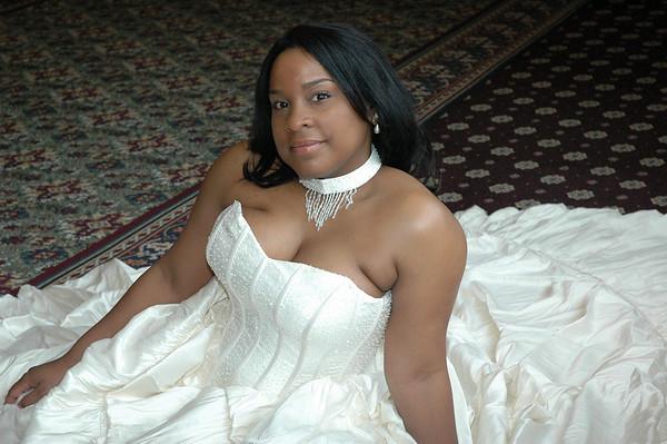 Tiffany & Dontaye Wedding April 5, 2008