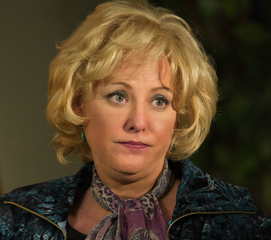 . Virginia Madsen stars as Virgie in the all-new Lifetime Original Movie \'Anna Nicole\' premiering Saturday, June 29, at 8pm ET/PT on Lifetime.  (Photo by Bob Mahoney/Handout)