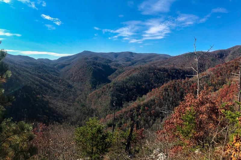 Rocky Fork State Park, TN (11-11-18)