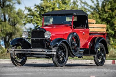 Segal Ford Model A