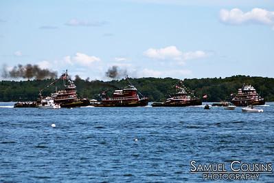 MS Harborfest 2012