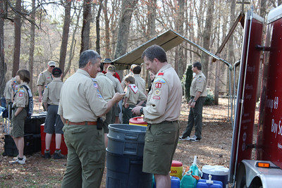 2011 First Year Scout Outing 3/19-3/20