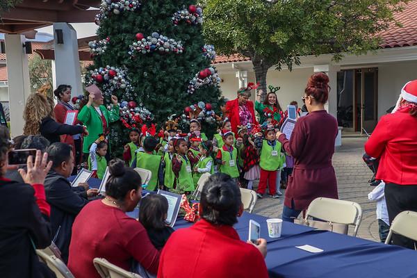 Padres Unidos Christmas 2017
