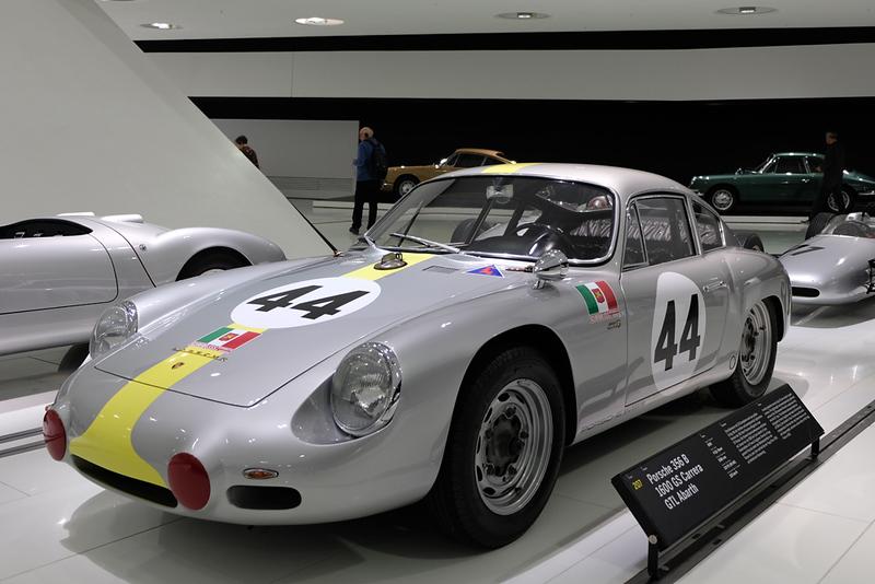 Porsche Museum 356 B Carrera.jpg