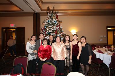 Arrowhead Christmas Party '08
