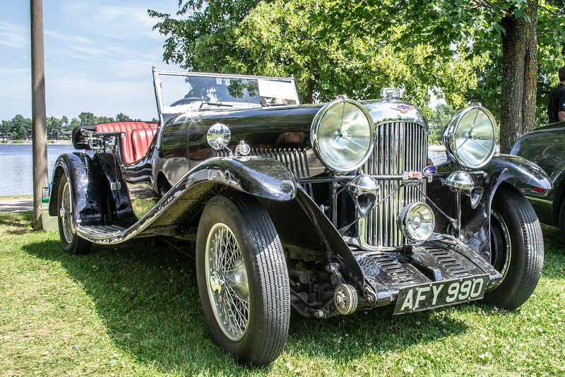 1934 Lagonda 16/80