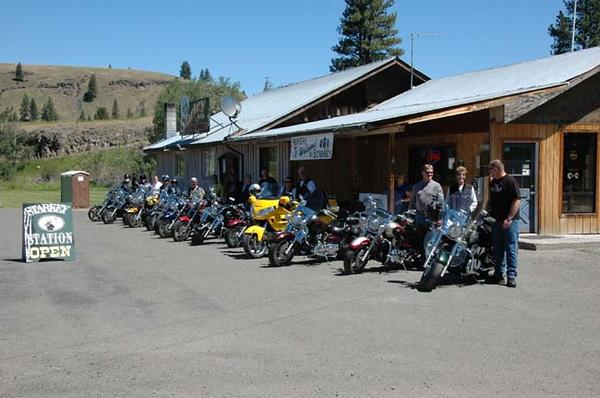 Northwest Motorcycle Roundup 2008