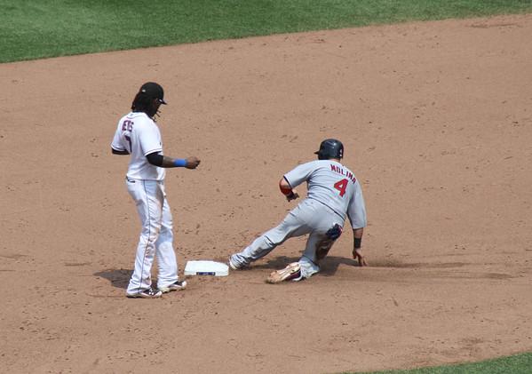 Cardinals vs Mets July 21, 2011