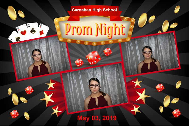 Carnahan HS Prom 2019