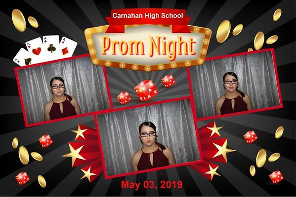 Carnahan HS Prom 2019