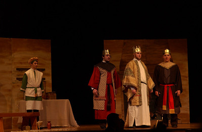 Amahl and the Night Visitors, 2 Shows